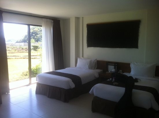 Luwansa Beach Resort: Room