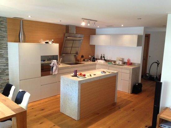 Casa Della Vita: Küche