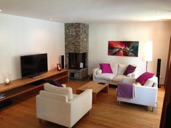 Casa Della Vita : Wohnzimmer