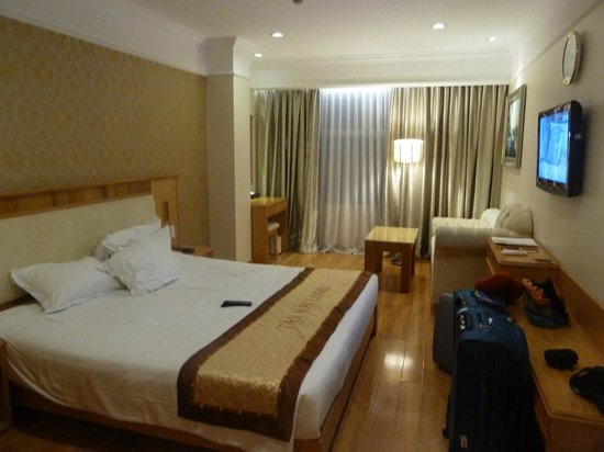 Silverland Central Hotel and Spa: junior suite