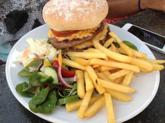 The Jube: Ultimate Burger
