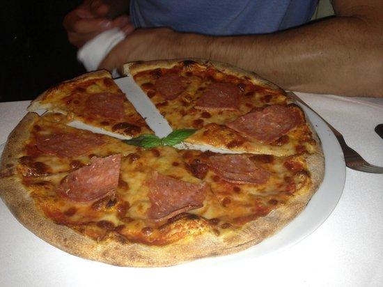 Da Aldo Warsaw pizza