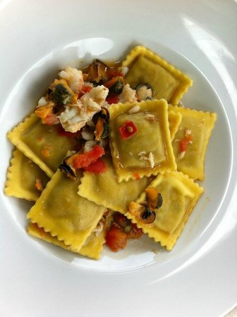 Moor Bar & Restaurant: tortelli