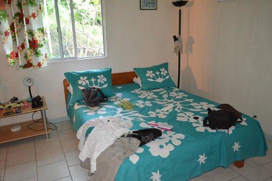 Bora Bora Fishing Paradise Lodge : Stanza