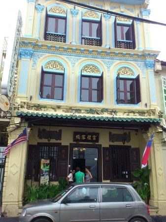 Hotel Puri: hotel exterior