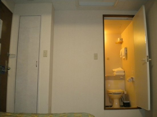 Hotel Asia Center of Japan: room
