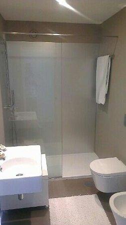 bnapartments Palacio: salle de douche