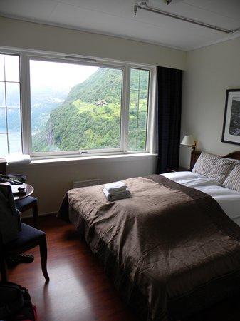Hotell Utsikten: La nostra camera