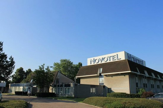 Novotel Breda : From outside