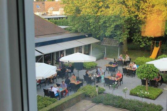 Novotel Breda : View from my room