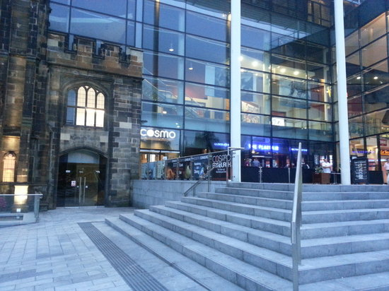 Cosmo Edinburgh Broughton Calton Restaurant Reviews Phone Number Photos Tripadvisor