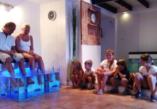 Mijas  Dr. Fish Foot Spa