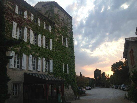 Chateau de Cavanac: Aussenansicht Hotel
