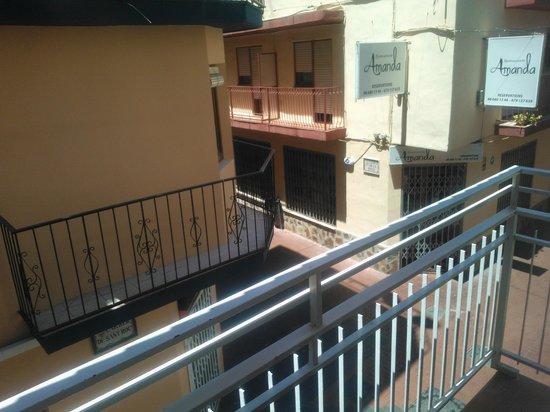 Hotel Mayna: balcon