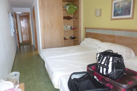 Universal Hotel Florida: Our 3 bed room