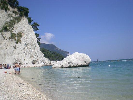 Hotel Eden Gigli : in spiaggia