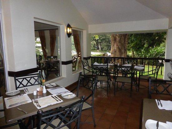 The Arusha Hotel: Restaurante