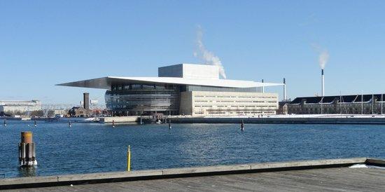 New Port Tours - Discover Copenhagen: Opera House