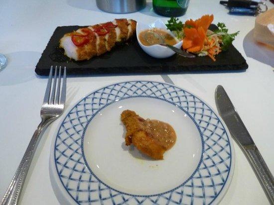 D-Dee Thai Restaurant: Chicken Starter