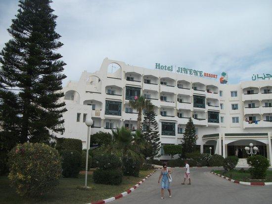 Jinene & Royal Jinene Hotels: Jinene Resort