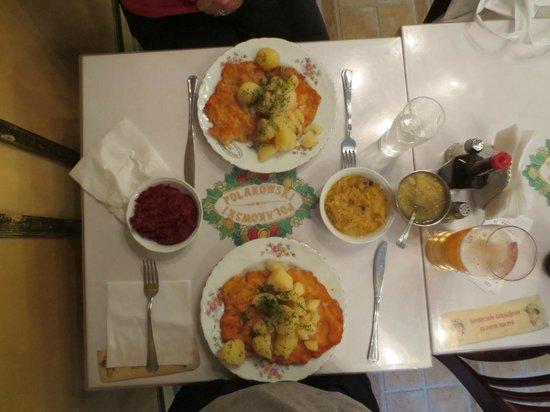 Polakowski Self Service Restaurant: food