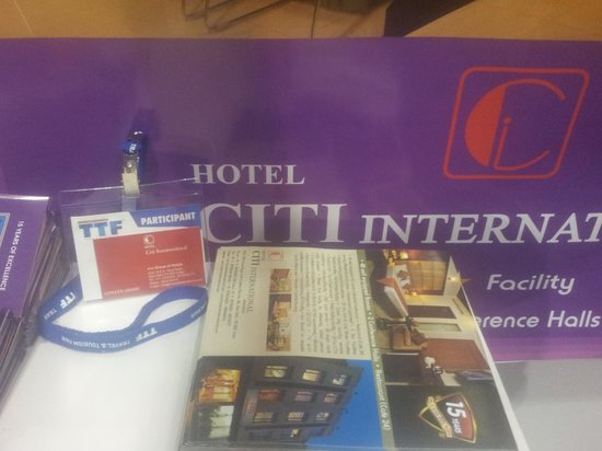 Treebo Citi International: TTF n Calcutta..