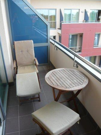 Primus Grand Hotel: balcony