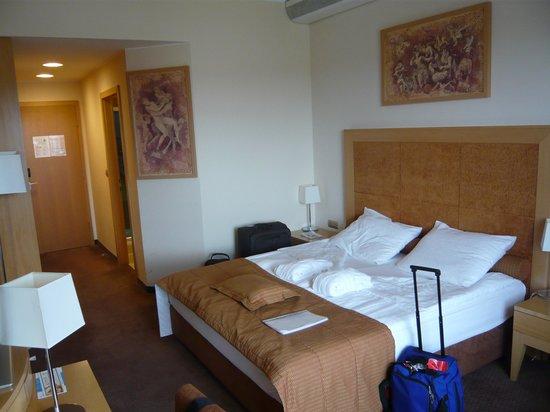 Primus Grand Hotel: room