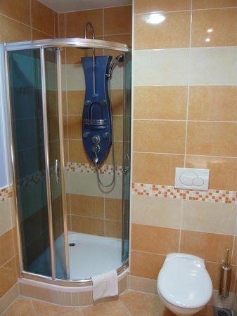 Primus Grand Hotel: bathroom