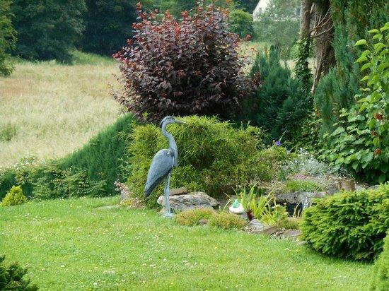 Le Vert Bocage: Nice Garden