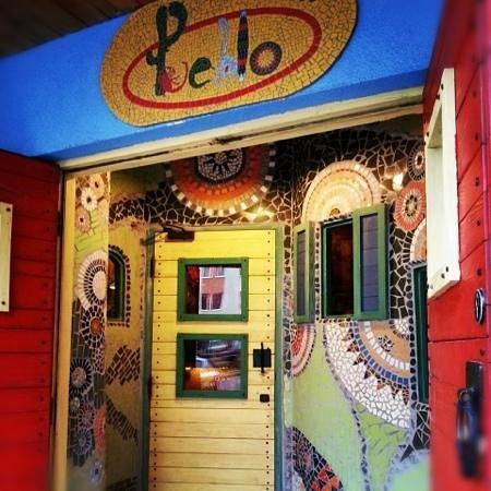 Pueblo: Wejscie