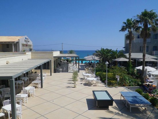 SENTIDO Aegean Pearl: View from room 822-lovely!