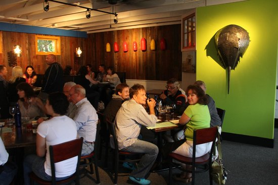 Rock Harbor Grill: An Eclectic Eating Experience !