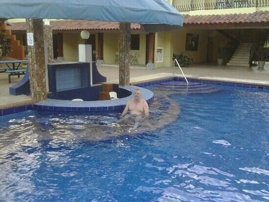 Gran Hotel Azuero : bar de la piscine