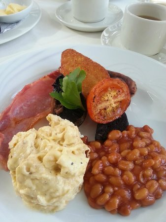 Hadley Park House Hotel: Breakfast