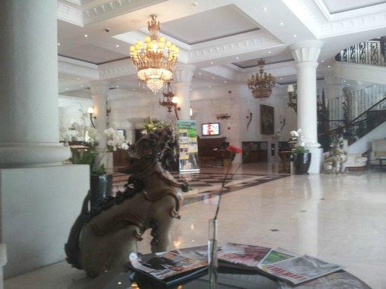 Dalat Edensee Resort & Spa: Die Hotellobby