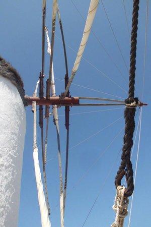Agricultural Museum and Boni Windmill: Boni windmill
