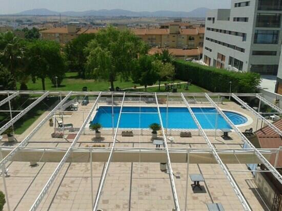 Hotel Velada Merida: vista desde la habitación