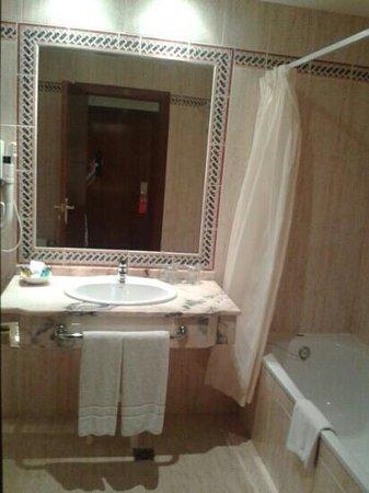 Hotel Velada Merida: cuarto de baño