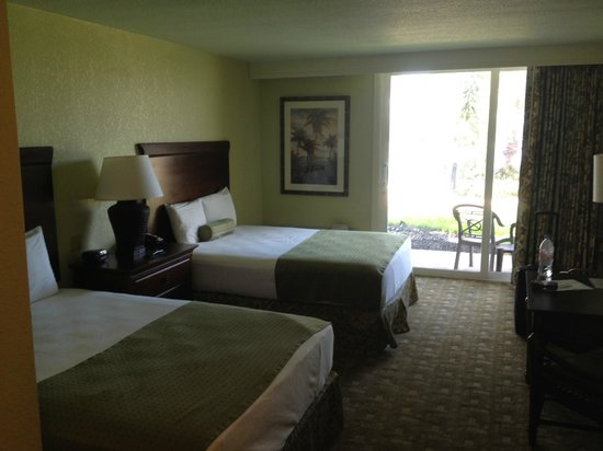 Treasure Bay Resort & Marina: Room 106