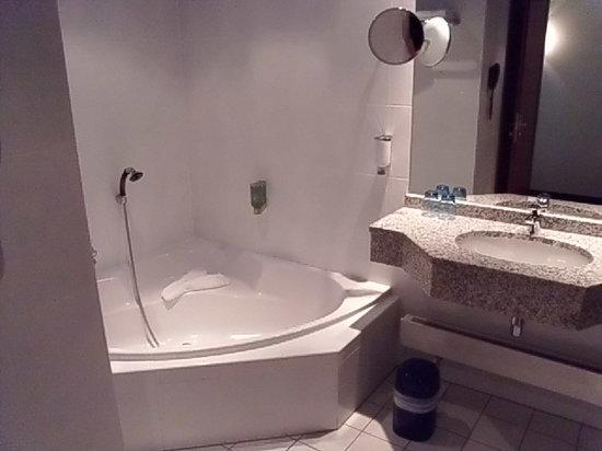Hotel Koener : Salle de bain