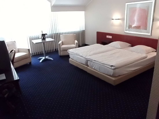 Hotel Koener : chambre
