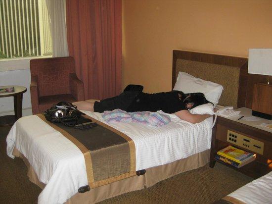 Corus Hotel Kuala Lumpur: standard room