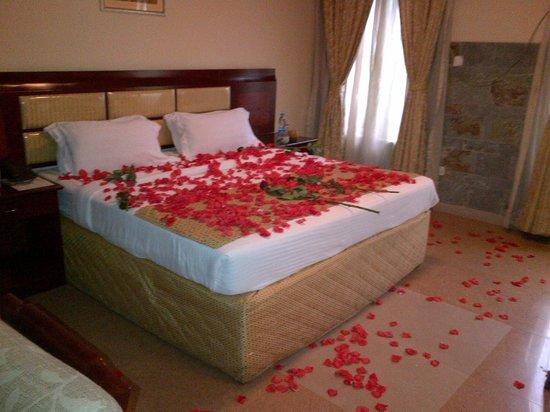 De Renaissance Hotel: Honeymoon package