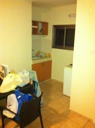 Kibbutz Eilot : Kitchen