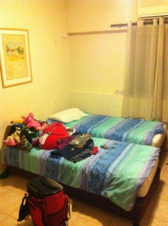 Kibbutz Eilot : Living Room