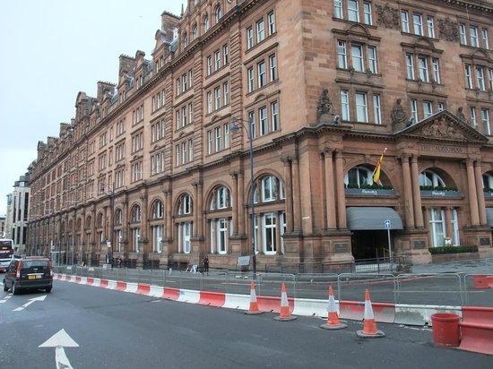 Waldorf Astoria Edinburgh - The Caledonian: Hotel von außen