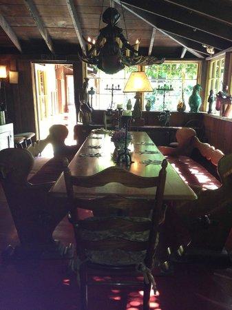 Deetjen's Big Sur Inn Restaurant: formal dining room
