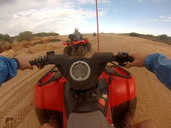 Ningaloo Argo and Quad Tours