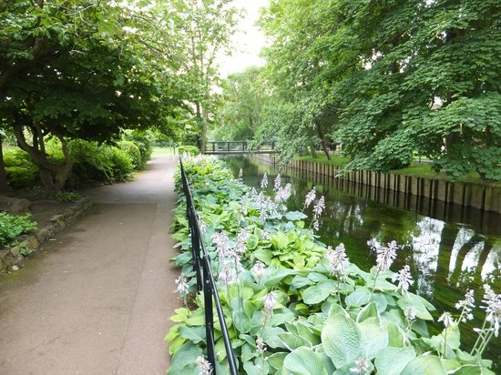 Westgate Gardens : Nature at its best